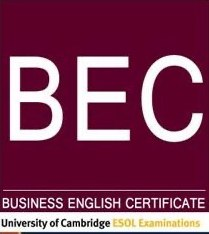 University of Cambridge Business English Certificate Logo
